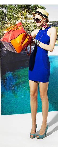 mini vestidos verano 2011