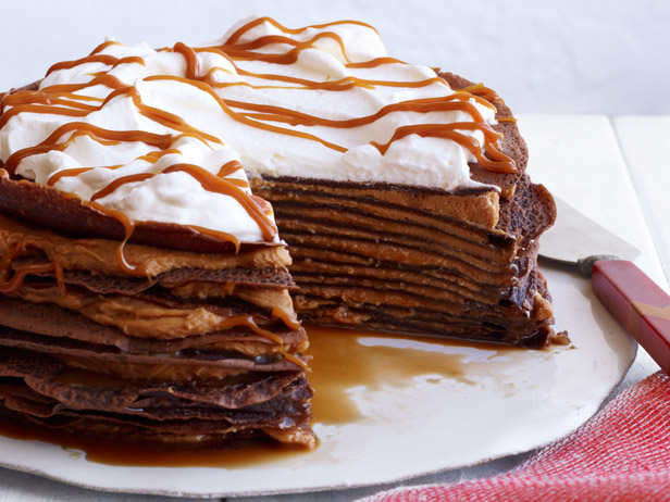 Tangerines and Tomatoes: Dulce De Leche Crepe Cake