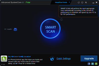 Crack Advanced SystemCare Pro V6.1.9.550 Screenshot