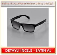 Police Unisex Güneş Gözlüğü