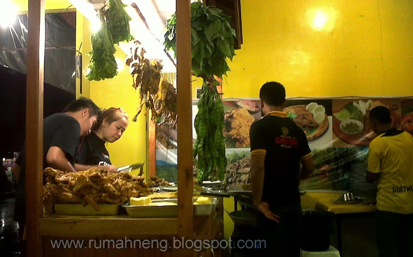 Rumah Makan Alam Sunda Khas Cianjur Di Sukabumi Selalu