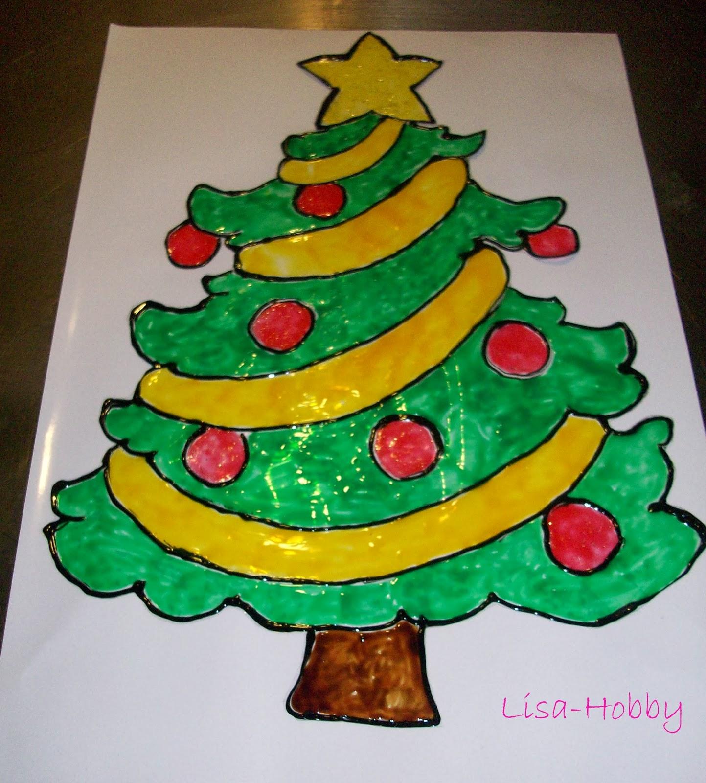 Lisa hobby decorazioni natalizie per finestre - Decorazioni natalizie per finestre ...