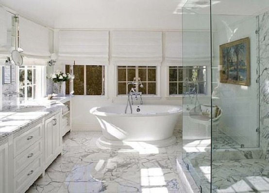 Timeless Bathroom Design edyta & co.ineterior design: timeless bathroom design