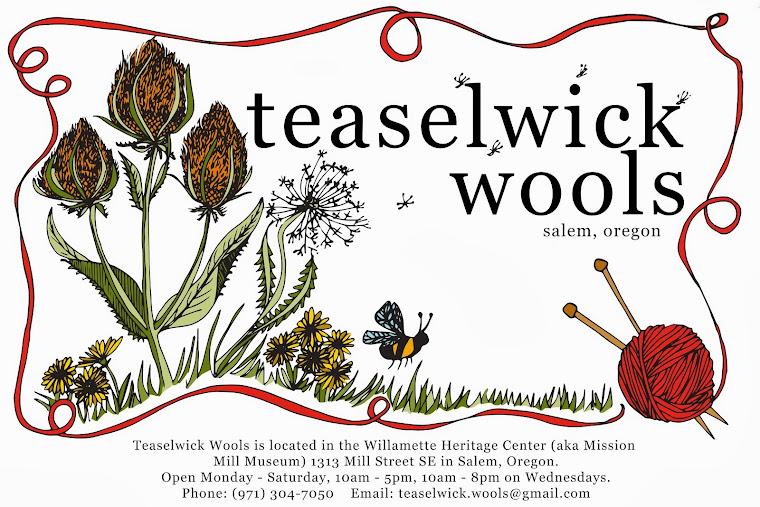 Teaselwick Wools
