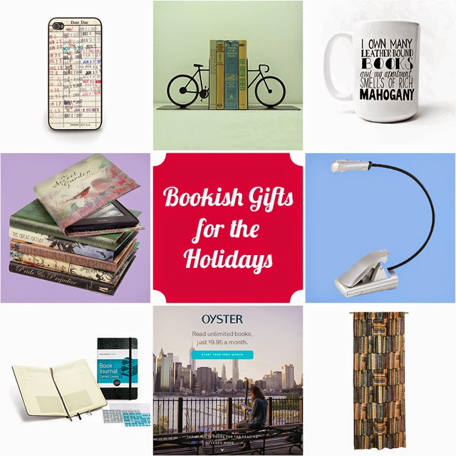 Bookish Gifts for the Holidays
