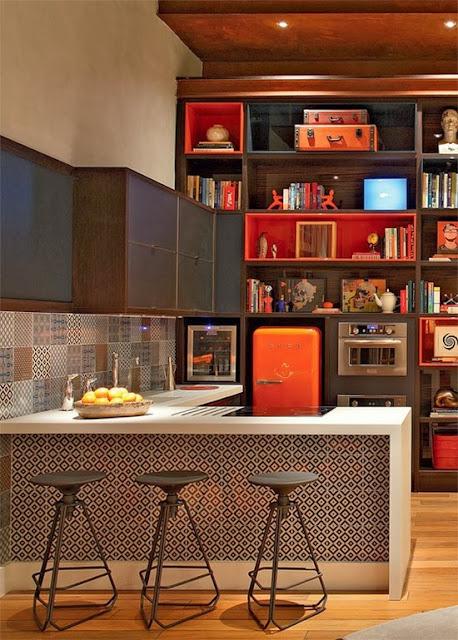 Desain Dapur Maskulin 10