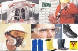 السلامة في المختبرات الكيميائية