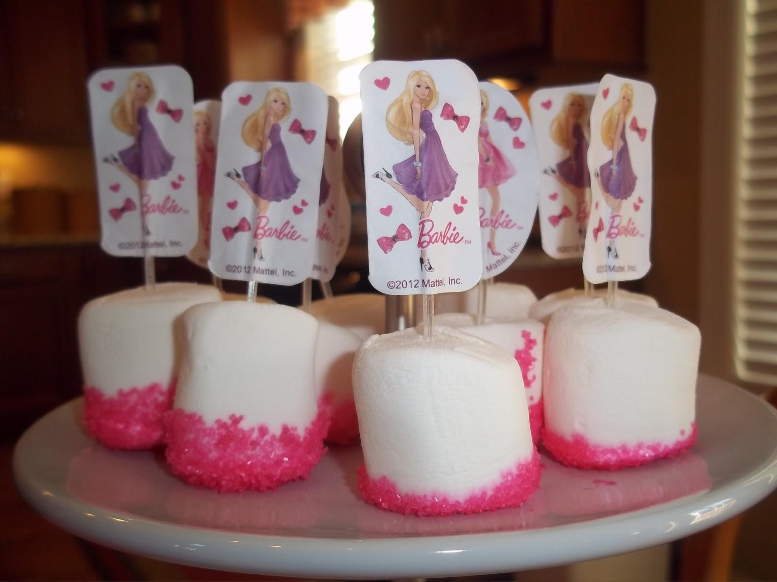 Homegrown Cozy Barbie Birthday Bash