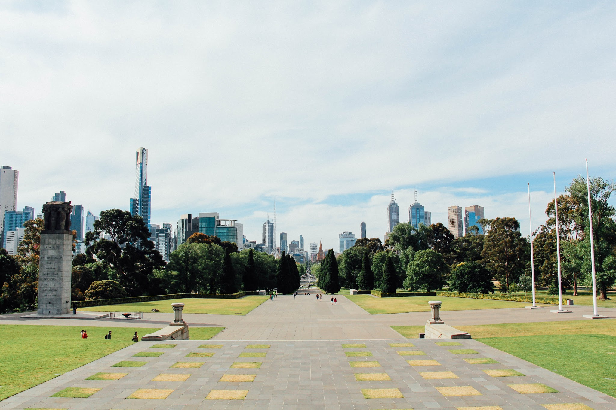 Melbourne Guide Shrine of Remembrance