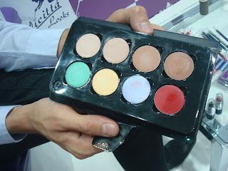 maquiagem paleta corretivo Felicitta looks
