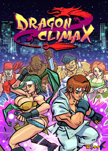 Dragon Climax mezcla acción lateral y RPG en Steam Greenlight