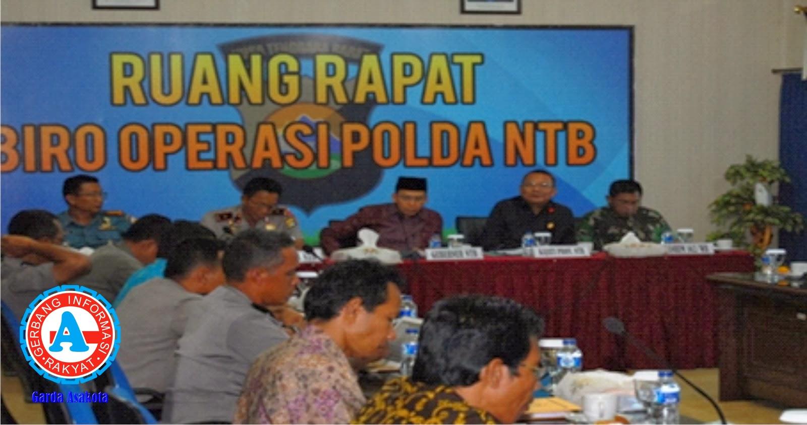 Keamanan dan Kondusifitas Daerah Harus Ditingkatkan