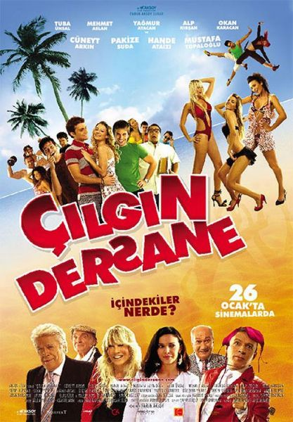 Cilgin dersane movie