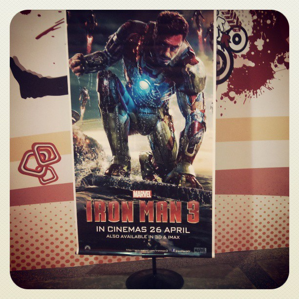 Film Iron Man 3 Memang Bagus
