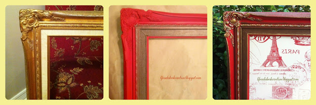 "alt=""Annie Sloan Chalk Paint Emperor's Red, Dark Wax antique keys"""