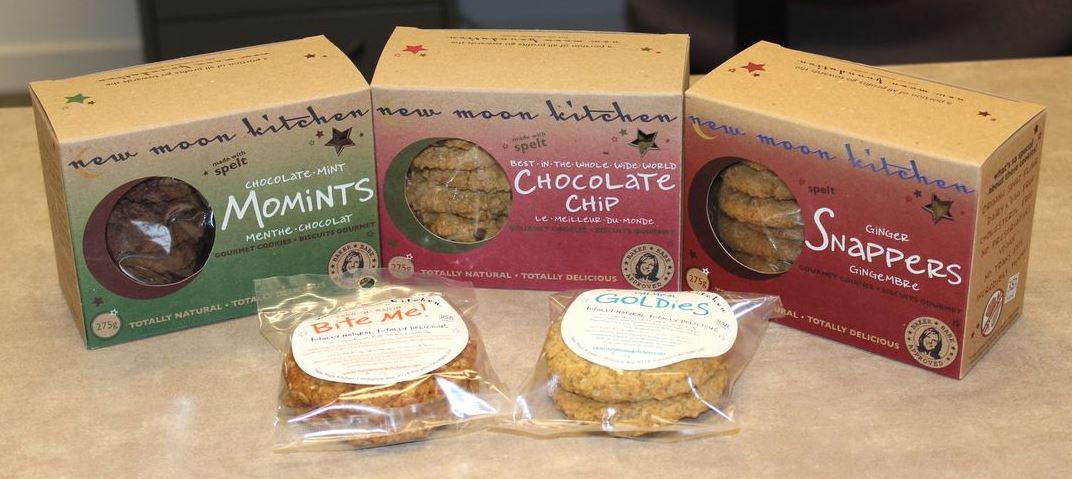 New Moon Kitchen - Cookies -