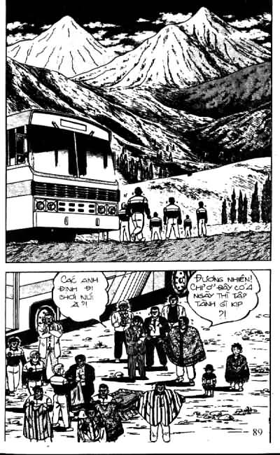 Jindodinho - Đường Dẫn Đến Khung Thành III Tập 26 page 89 Congtruyen24h
