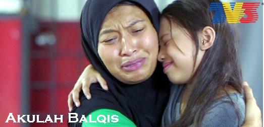 Sinopsis Akulah Balqis Drama TV3 Slot Akasia, pelakon dan gambar drama Akulah Balqis TV3, Akulah Balqis episod akhir – episod 24
