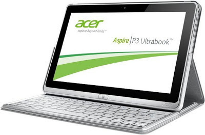 Spesifikasi Laptop Acer Aspire P3 171 Core i3