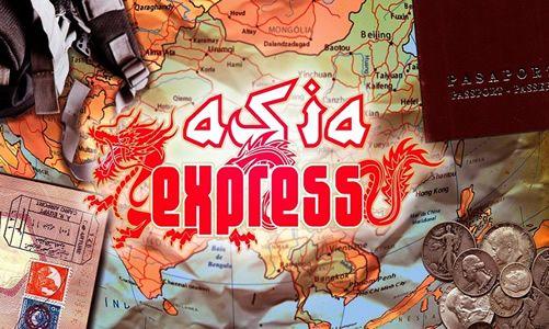 Ver Asia Express capítulos completos