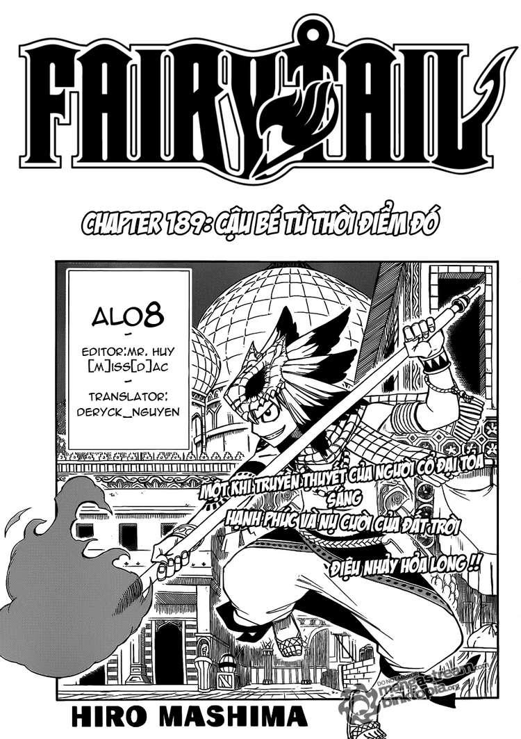 TruyenHay.Com - Ảnh 1 - Fairy Tail Chap 189