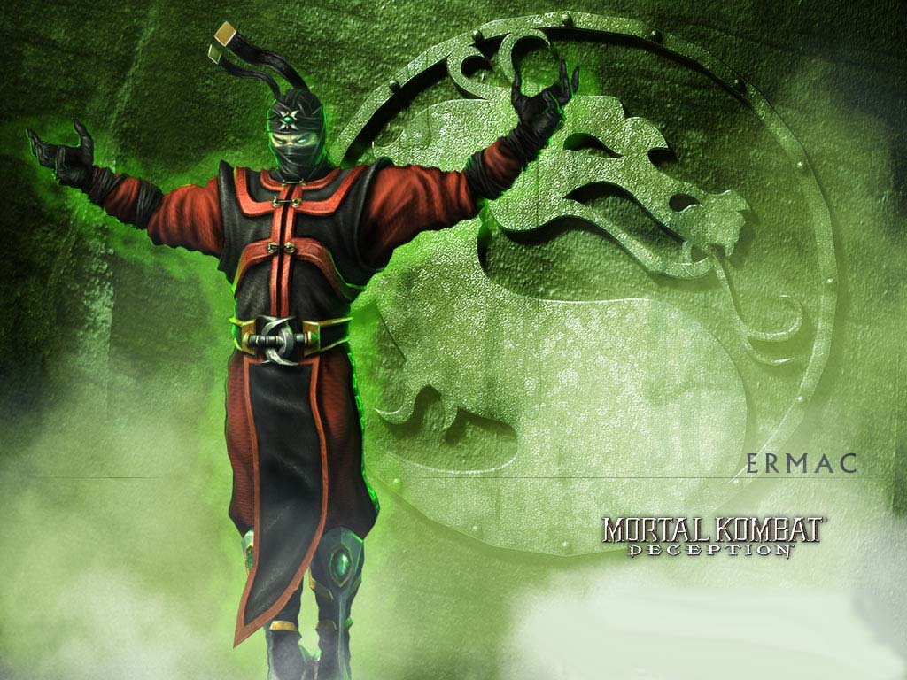 all about games mortal kombat