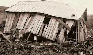 casa caindo