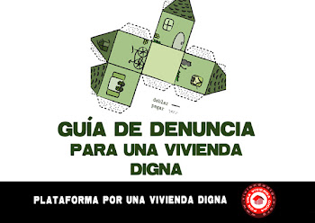 "Plataforma ""Por una vivienda digna"""