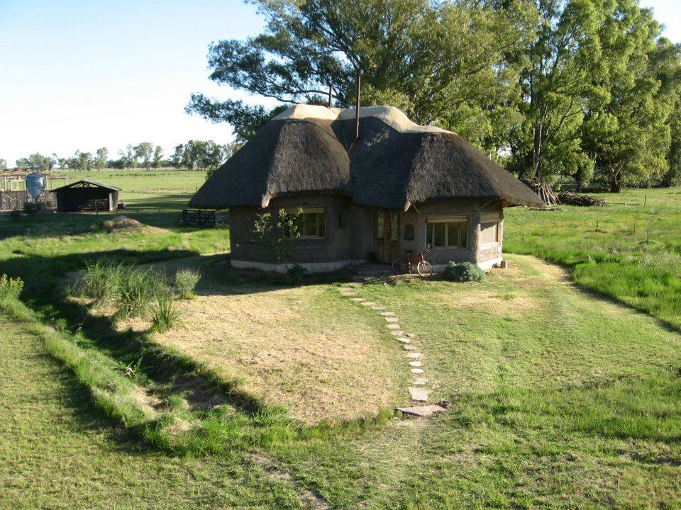 Construir con tierra una casa ecol gica y confortable - Construir una casa ecologica ...