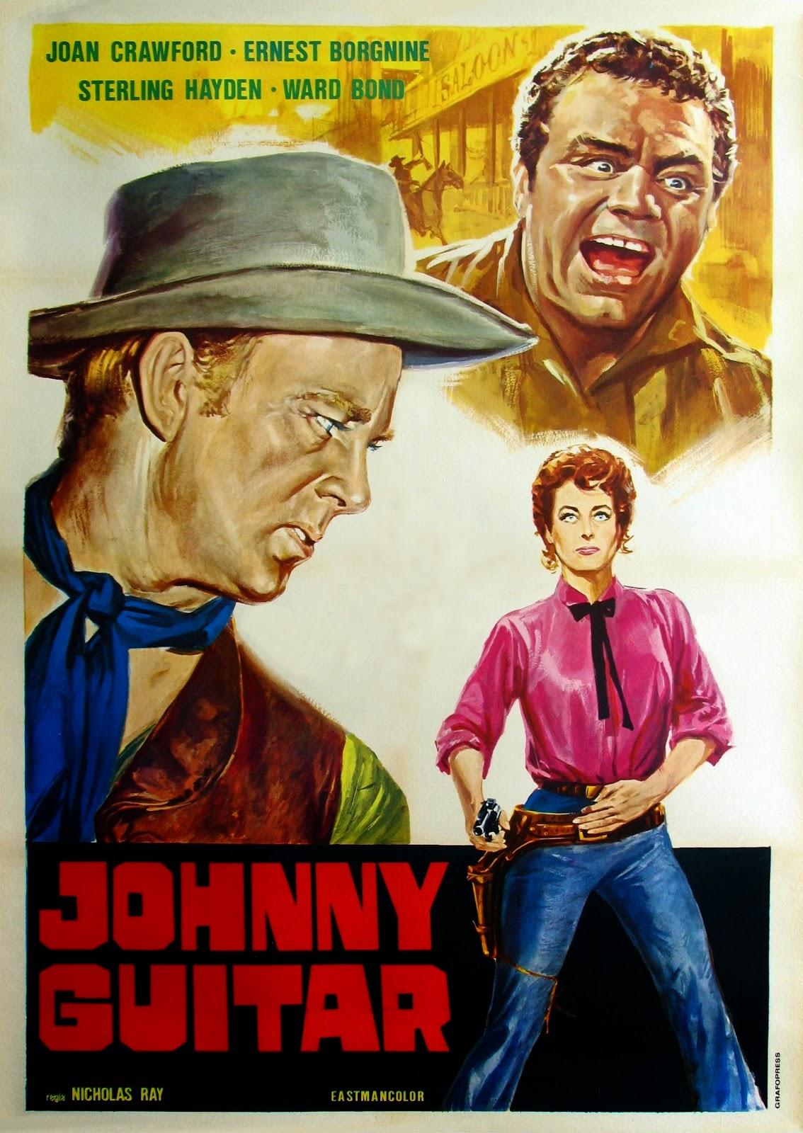Jonny Guitar 1954 | Caratula