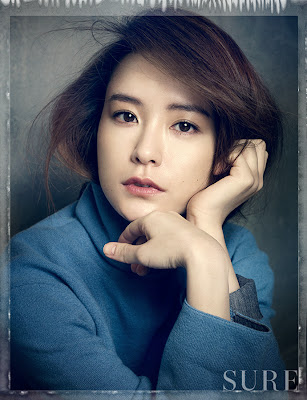 Jung Yoo Mi - Sure Magazine January Issue 2014
