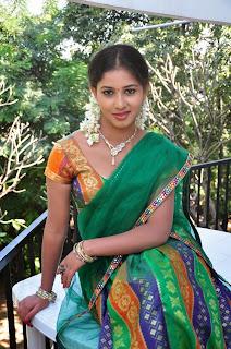 Actress Greeshma Deep Navel Photo Gallery