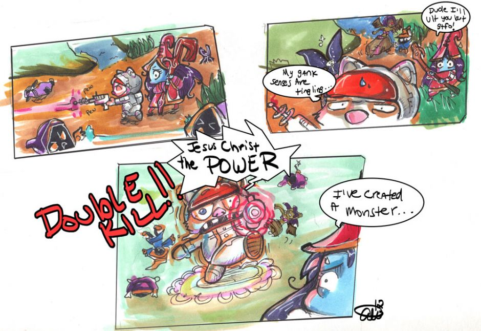 ... league of legends blog league of legends comics part 7 | Source Link