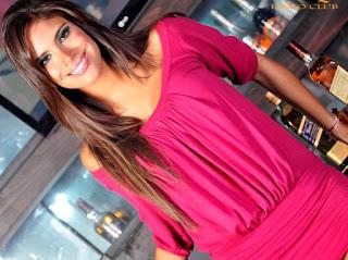 Modelo Jessica Barrantes