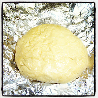 Vegan Modak Dough