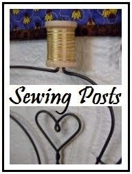 SEWing Posts