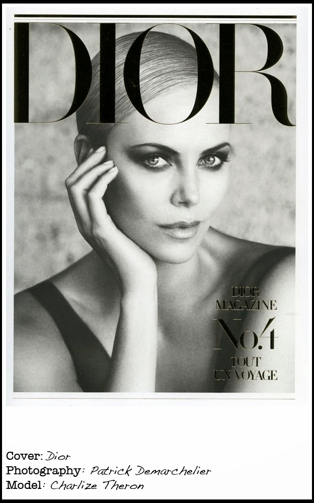 DIOR TOP COVER JANUARY 2014