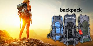 backpack - σακίδιο πλάτης -camping trekking