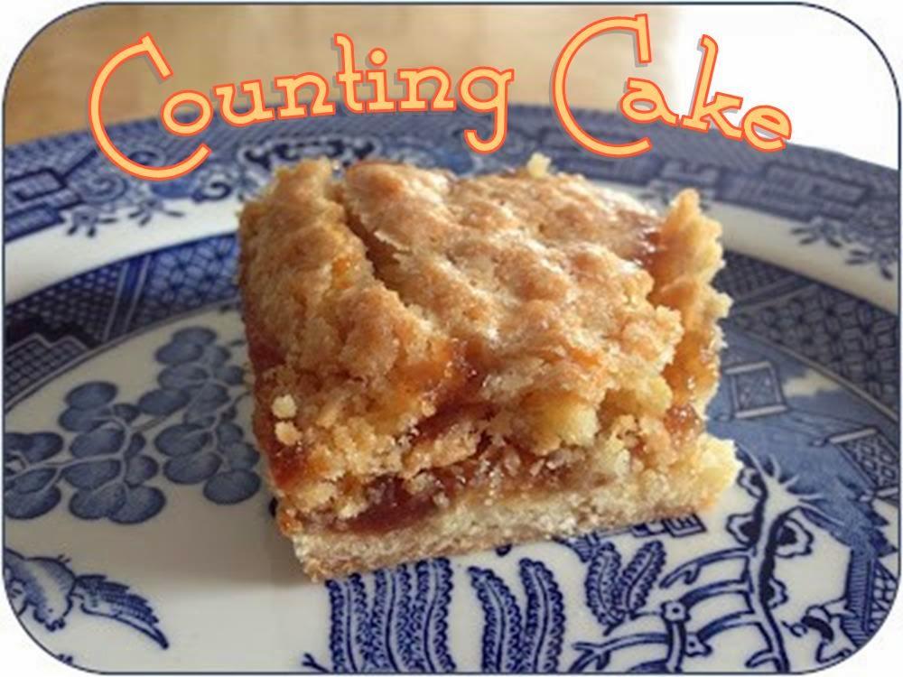 Counting Cake ~ Life in Random Bits #cake #dessert