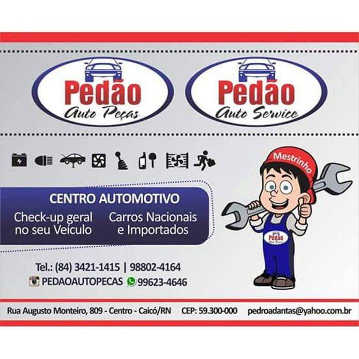 Pedão Auto Peças - 34211415