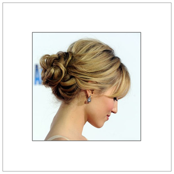 Chignon on www.designandfashionrecipes.com