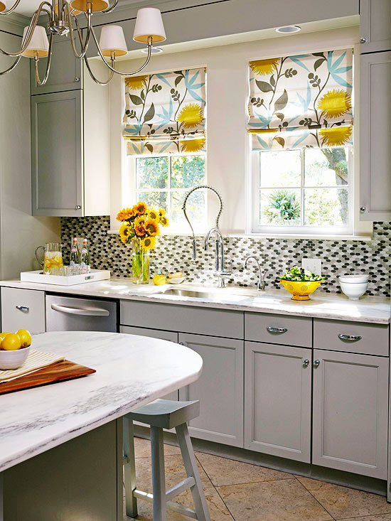 ... Furniture: 2013 Fresh Kitchen Decorating Update Ideas for Summer