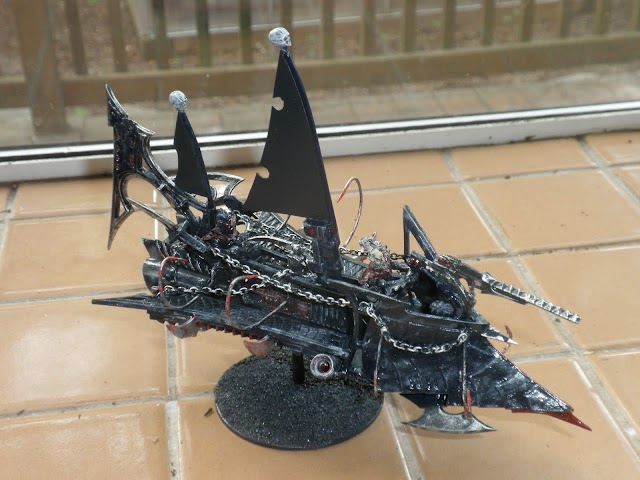 """You wanted to see what I had in the works"" Dark Eldar Army Pics (updated)"