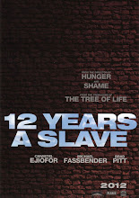 TWELVE YEARS A SLAVE, Benedict Cumberbatch, Michael Fassbender