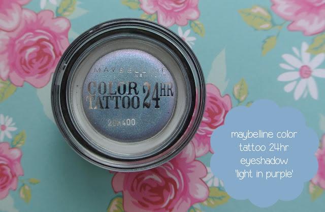 maybelline color tattoo 24 hr eyeshadow