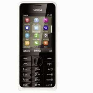 Amazon: Buy Nokia 301 Mobile Rs.4551 (SBI Cards – Last Day) or Rs.4750 only