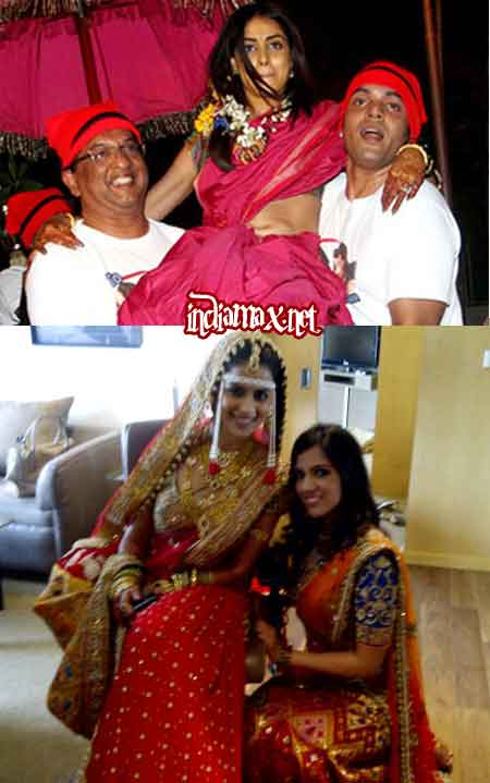 Genelia Dsouza Marriage Photos Feb 2012 Ritesh Deshmukh Wedding