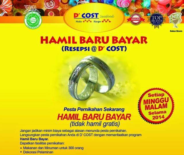 Inspirasi bisnis dari D'cost