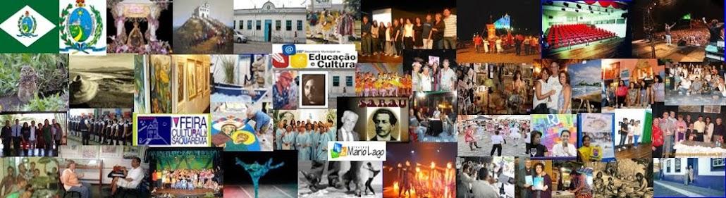 Comissão Organizadora do Plano Municipal de Cultura de Saquarema