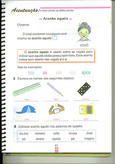 170 atividades de Português para 0 2 ano ou antiga primeira série - Textos com interpretação, acentuação, frases, redação etc!